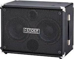 Bass Cabinet Basse Fender Rumble 2 x 8