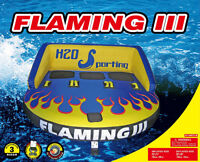 H2O Sporting Water Trampoline, Water Ski Tube, Towables, snorkel