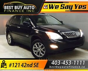 2009 Lexus RX 350 AWD *FINANCING APPROVED*
