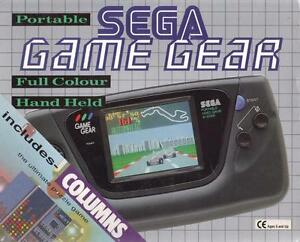 Sega Game Gear trade