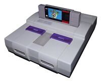 Looking for Super Nintendo games and consoles