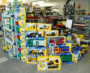 120+ BRUDER TOYS IN STOCK