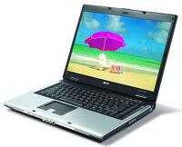 ACER ASPIRE 5100  DUAL CORE 1.6GHZ 2G DVDRW WIN7  99$