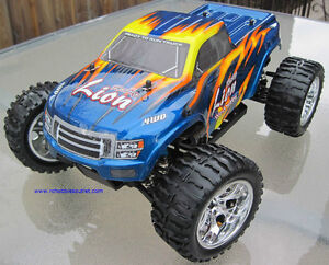 NEW RC MONSTER TRUCK  PRO BRUSHLESS ELECTRIC  1/10 Scale City of Toronto Toronto (GTA) image 4
