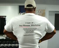 Personal Training - Shorts and Tee's season is almost here!