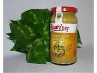 Bautzner  Senfspezialitäten Kremser Senf   200 ml Sachsen - Görlitz Vorschau