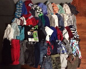 Baby boy bulk clothing, size 3-6 months