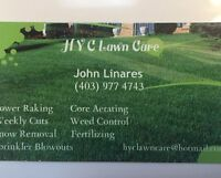 Sprinkler blow outs & snow removal