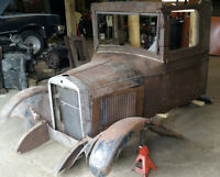 1928 Chevrolet pickup project