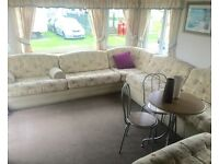 Static caravan disabled access immaculate holiday home 12 month Morecambe north west