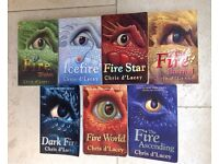 'The Last Dragon Chronicles' series by Chris d'Lacy (7 books)