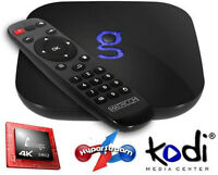 Matricom GBox Q - World's Latest Quad Core Android TV Box XBMC