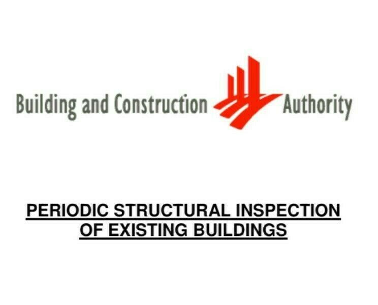BCA Periodic Structural Inspection of Building (PE Endorsement & Submission)