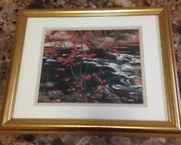 Set of 4 Framed Prints by the Canadian Group of Seven