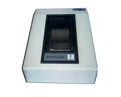 Dickey John Thermal Printer Fordj-device Gac Ii Gac 2000and 2100