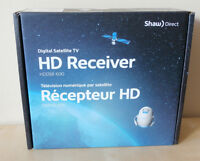 NEW Shaw Direct HD 600 Satellite Receiver