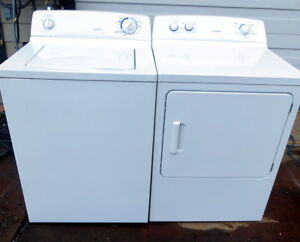 Moffat Washer and Dryer Pair - Excellent condition - Heavy Duty