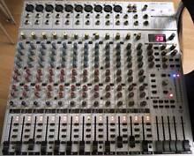 Behringer Eurorack UB2442FX-PRO 24 Input Mixer & Preamplifier South Yarra Stonnington Area Preview