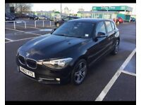 BMW Series 1 118d Sport (low mileage)