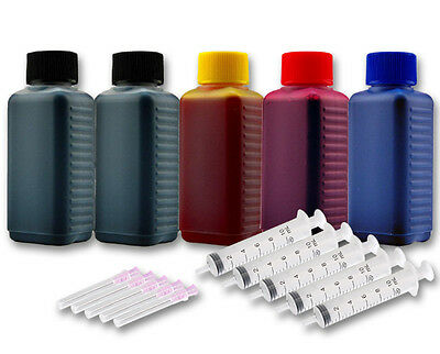 500ml Drucker Tinte Nachfüllset für CANON TS5055 TS5053 TS5051 TS5050 TS5000 - 500ml Tinte Magenta