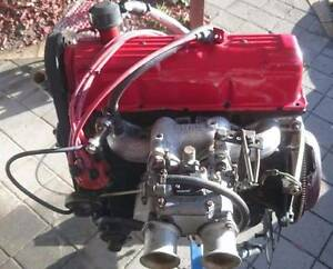 Ford Escort,Cortina 2lt Pinto 2000OHC Motor&45mm Dellorto Package Trott Park Marion Area Preview