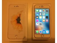 iPhone 6s Gold great condition like new