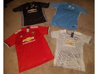 All brand-new football tops 2017/2018