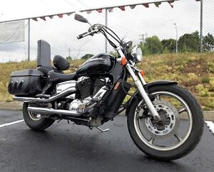 2005 Honda Shadow Spirit