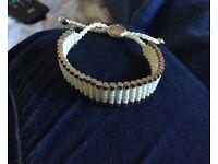 Links London cream bracelet