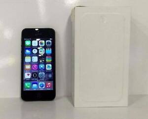 APPLE IPHONE 5 32GB BLACK WITH BOX Lawnton Pine Rivers Area Preview