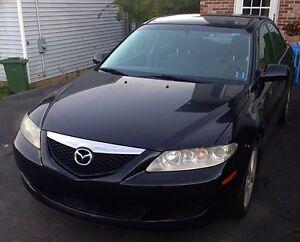 2006 Mazda 6 .. lady driven , GREAT SHAPE