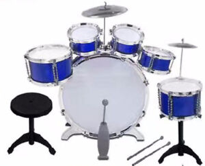 Wholesale Toy Drum Sets Lots of Size and Color Options Start $13