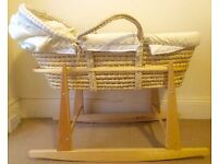 Moses Basket, Stand and bumper