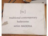 Madeira bidet mixer taps