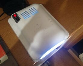 Uv nail technicians lamp(ex salon)