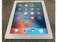 iPad 2 silver 16GB wifi! Cheap.