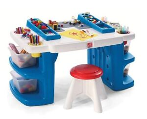 Activity Table Lego Table Study Table Kids Desk