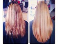 HAIR MODEL NEEDED (micro ring hair extensions)