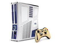 Starwars r2d2 Xbox 360 (no Kinect)