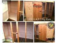 💰SALE💰Dog Run Kennel 🐕 Cattery 🐕 Pet Enclosure 🐕 Dog Pen