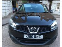 NISSAN QASHQAI NEW SHAP 1.6 PETROL 2010 HATCH BACK GRAB A BARGAIN ***