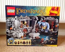 Lego Lord of the Rings Mines of Moria New