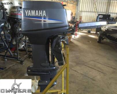 Yamaha 50hp Tiller Steer, Very Clean!! Bibra Lake Cockburn Area Preview