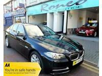 2016 BMW 5 Series 520d SE ONLY 35,000 MILES, 1 OWNER. ONLY £20 ROAD TAX Au