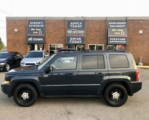 2008 Jeep Patriot FWD 4dr Sport $109!! BI-WEEKLY PAYMENTS
