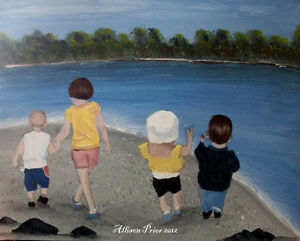 Beginner Painting and Drawing Lessons join anytime.. St. John's Newfoundland image 1
