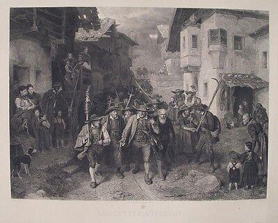 Defregger Villanders Tirol Freiheitskämpfer Schützen Kaplan Todschläger Napoleon