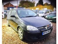 🌟★WEEKEND MEGA SALE★🚘 2005 VAUXHALL CORSA 1.3 SXI CDTI DIESEL★MOT APR 2017★CHEAP TAX ★KWIKI AUTOS★