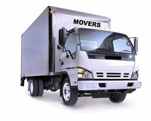 FURNITURE MOVERS @ $35/ Only with 2 Men & Truck Alexandria Inner Sydney Preview