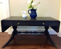 Vintage Gibbard Drop Leaf Coffee Table Vintage Gibbard Drop Leaf